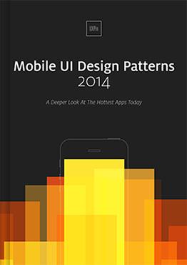 Mobile UI Design Patterns free webdesign book download