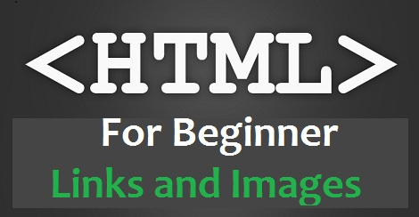 html for beginner links and images